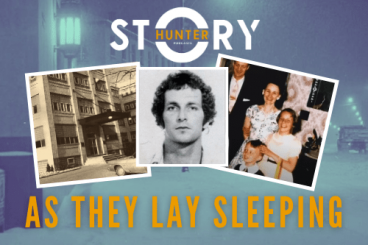 As They Lay Sleeping…Remembering the Crimes of Russel Johnson