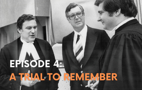 Episode Four: A Trial To Remember
