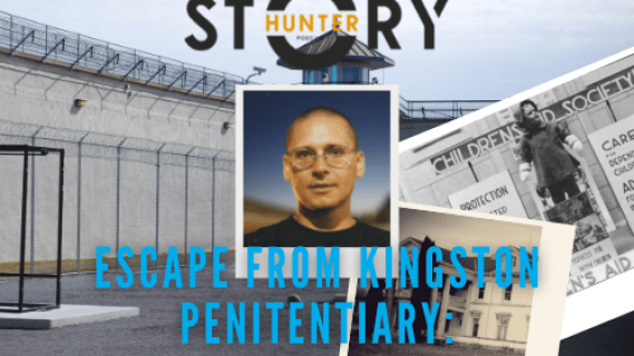 Escape from Kingston Penitentiary: The Life and Death of Ty Conn